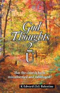 Cover God Thoughts 2 U