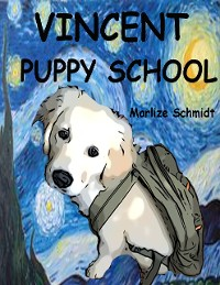 Cover Vincent:  Puppy School