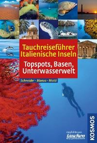 Cover Tauchreiseführer Italienische Inseln