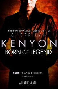 Cover Born of Legend