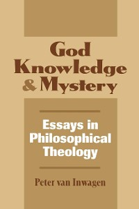 Cover God, Knowledge, and Mystery