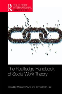 Cover Routledge Handbook of Social Work Theory