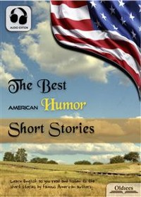 Cover The Best American Humor Short Stories