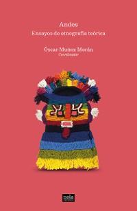 Cover Ensayos de etnografía teórica