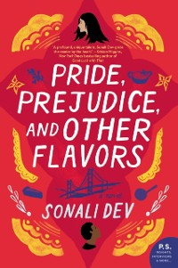 Cover Pride, Prejudice, and Other Flavors