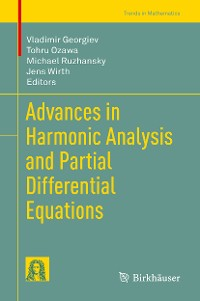 Cover Advances in Harmonic Analysis and Partial Differential Equations