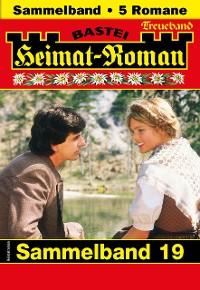 Cover Heimat-Roman Treueband 19 - Sammelband