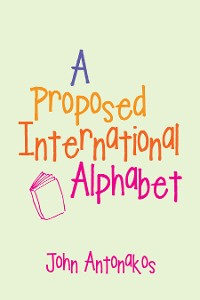 Cover A Proposed International Alphabet