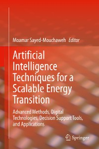 Cover Artificial Intelligence Techniques for a Scalable Energy Transition