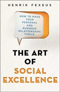 Cover Art of Social Excellence