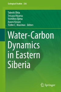 Cover Water-Carbon Dynamics in Eastern Siberia