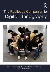 Cover Routledge Companion to Digital Ethnography