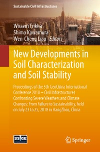 Cover New Developments in Soil Characterization and Soil Stability