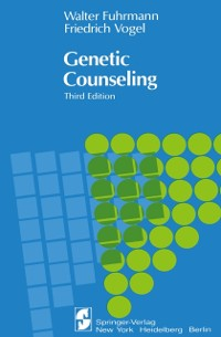 Cover Genetic Counseling
