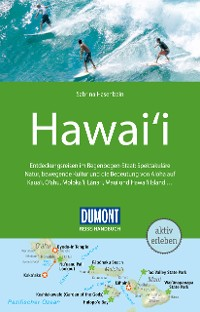 Cover DuMont Reise-Handbuch Reiseführer Hawai'i