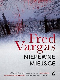 Cover Niepewne miejsce