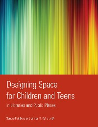 Cover Designing Space for Children and Teens in Libraries and Public Places