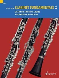 Cover Clarinet Fundamentals 2