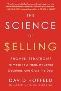 Cover Science of Selling