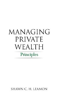 Cover Managing Private Wealth