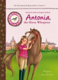 Cover Antonia, the Horse Whisperer