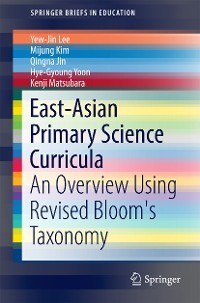 Cover East-Asian Primary Science Curricula