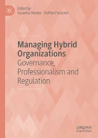 Cover Managing Hybrid Organizations