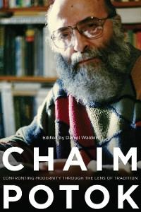 Cover Chaim Potok