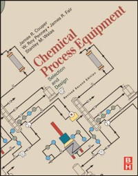 Cover Chemical Process Equipment - Selection and Design (Revised 2nd Edition)