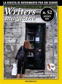 Cover Writers Magazine Italia 52