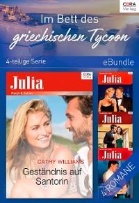 Cover Im Bett des griechischen Tycoon (4-teilige Serie)