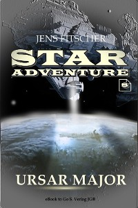 Cover URSA MAJOR (STAR ADVENTURE 8)