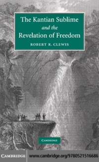 Cover Kantian Sublime and the Revelation of Freedom