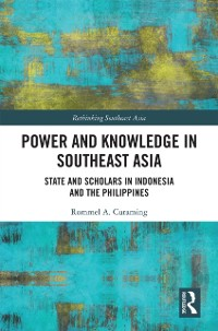 Cover Power and Knowledge in Southeast Asia