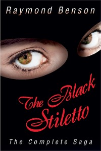 Cover The Black Stiletto: The Complete Saga
