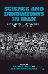 Cover Science and Innovations in Iran