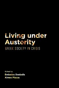 Cover Living Under Austerity