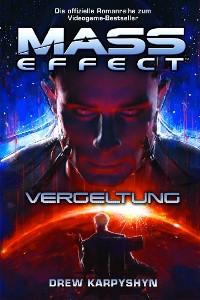 Cover Mass Effect Band 3: Vergeltung