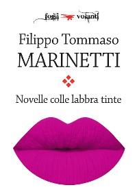 Cover Novelle colle labbra tinte