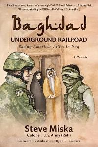 Cover Baghdad Underground Railroad