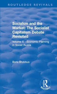 Cover Revival: Economic Planning in Soviet Russia (1935)