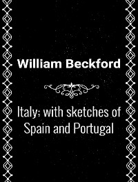 Cover Italy; with sketches of Spain and Portugal