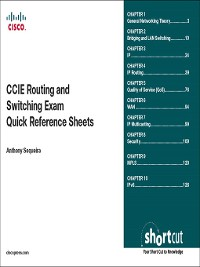 Cover CCIE Routing and Switching Exam Quick Reference