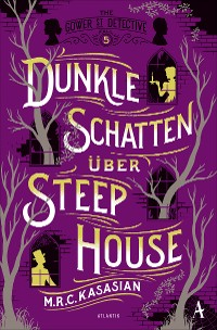 Cover Dunkle Schatten über Steep House