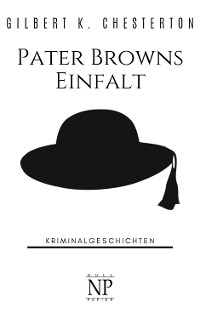 Cover Pater Browns Einfalt