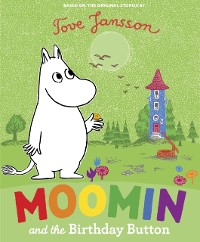 Cover Moomin and the Birthday Button