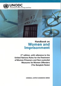 Cover Handbook on Women and Imprisonment