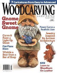 Cover Woodcarving Illustrated Issue 92 Fall 2020