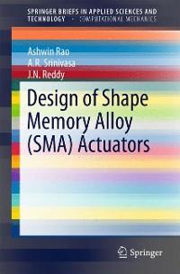 Cover Design of Shape Memory Alloy (SMA) Actuators
