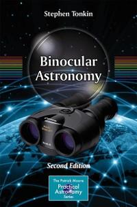 Cover Binocular Astronomy